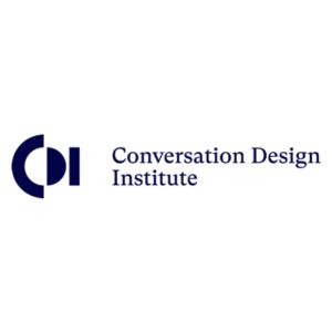 Conversation Design Institute